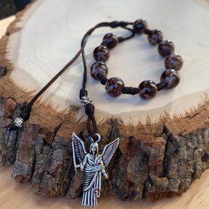 Archangel Gabriel Decenary Rosario 📿 bracelet